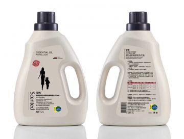 本色缔香|倾城洗衣液|德国阿道夫公司监制|资质齐全